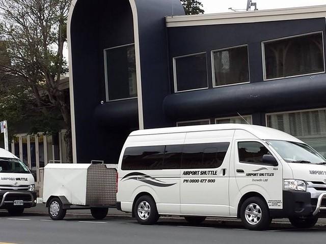 Door To Door Airport Shuttle Service Dunedins Finest
